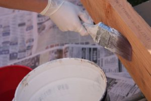 Home renovation furniture painting
